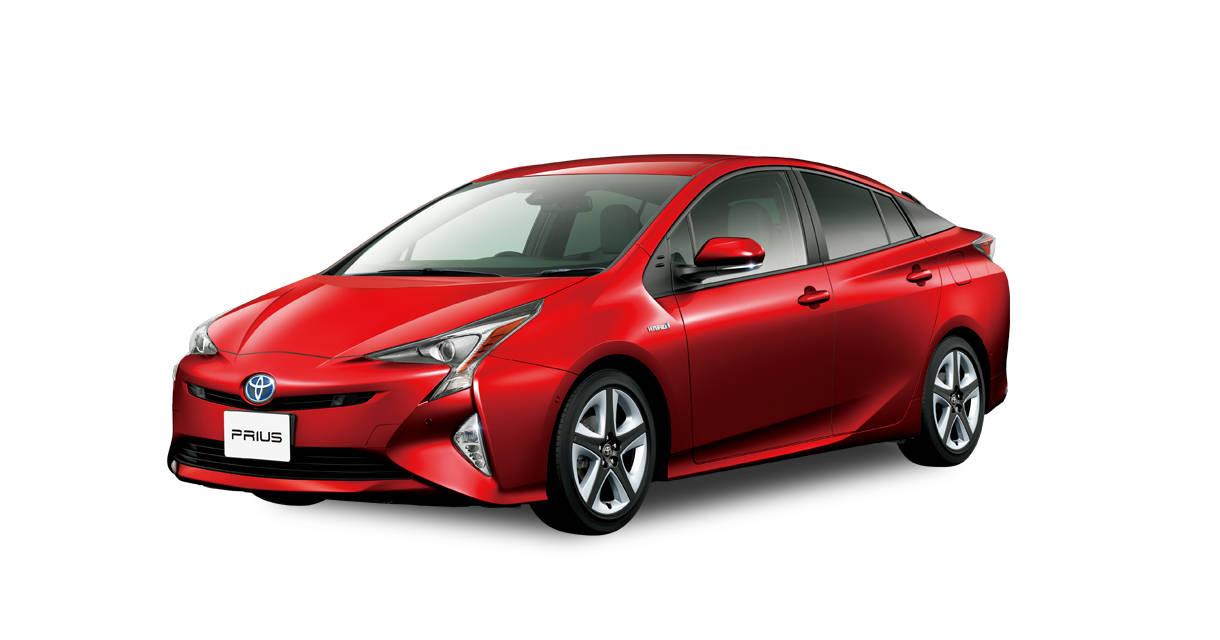 ハイブリッドカーの代表車種トヨタのプリウス!燃費性能と走行性能など徹底解剖!