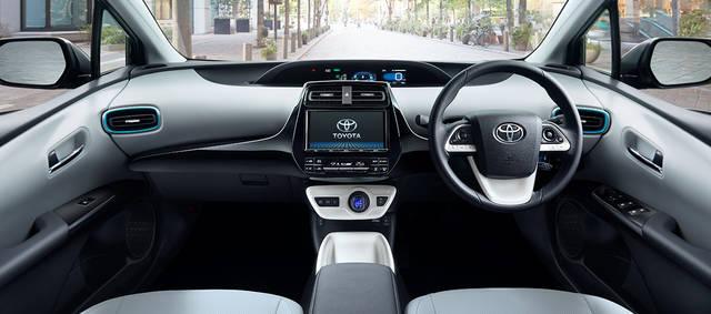 トヨタ プリウス | 室内・インテリア | トヨタ自動車WEBサイト (37448)