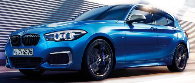 BMW 1 シリーズ: イントロダクション (37763)