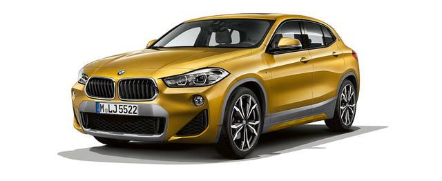 BMW X2 : イントロダクション (38320)