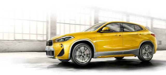 BMW X2 : イントロダクション (38333)