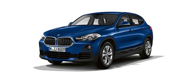 BMW X2 : イントロダクション (38336)