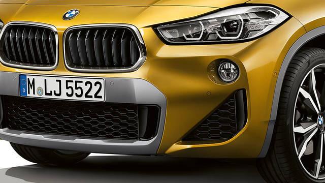 BMW X2 : イントロダクション (38338)