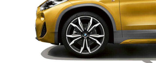 BMW X2 : イントロダクション (38342)