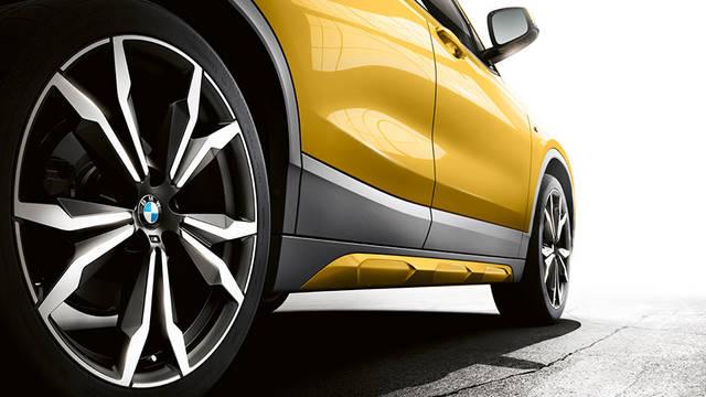 BMW X2 : イントロダクション (38345)