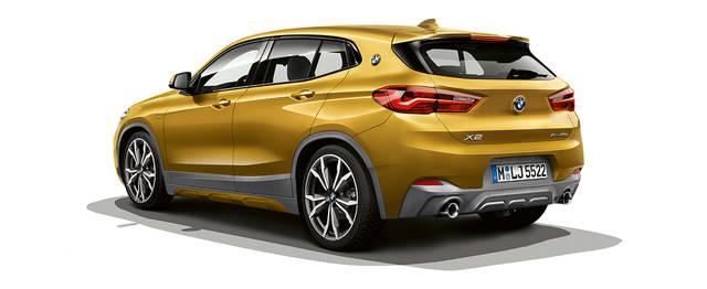 BMW X2 : イントロダクション (38348)