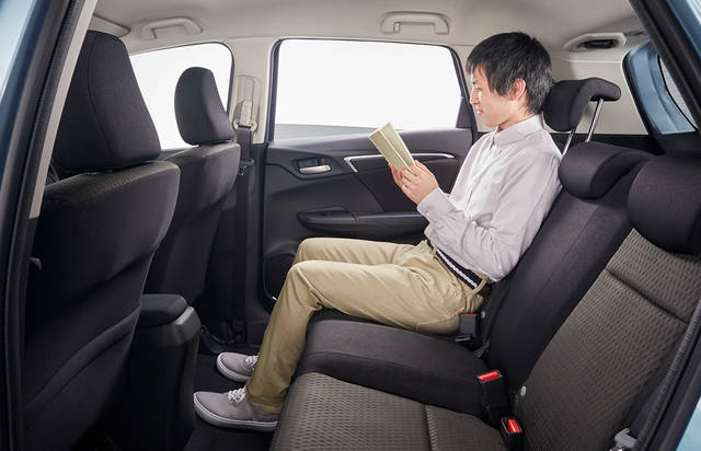 室内空間|インテリア|フィット|Honda (38548)