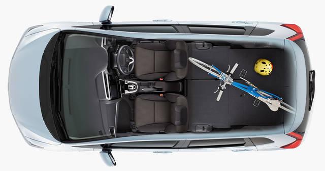 荷室・収納|インテリア|フィット|Honda (38557)
