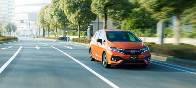 走行性能|性能・安全|フィット|Honda (38587)