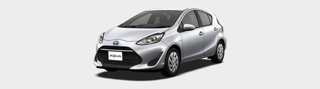 トヨタ アクア | 外観 | トヨタ自動車WEBサイト (38643)