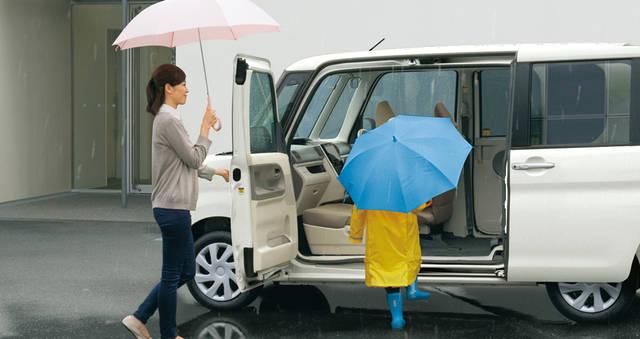 【公式】タントの車内空間と荷室|ダイハツ (38719)