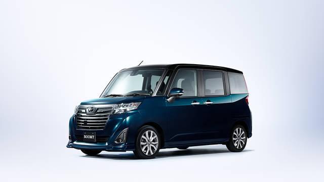 トヨタ ルーミー | 外観 | トヨタ自動車WEBサイト (38854)