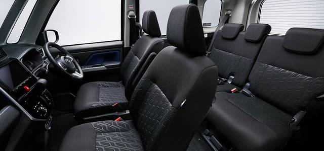 トヨタ ルーミー | 室内 | トヨタ自動車WEBサイト (38857)