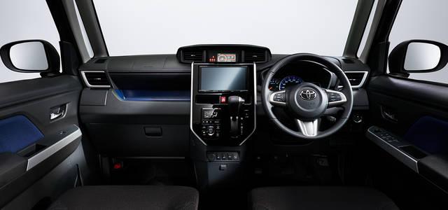 トヨタ ルーミー | 室内 | トヨタ自動車WEBサイト (38860)