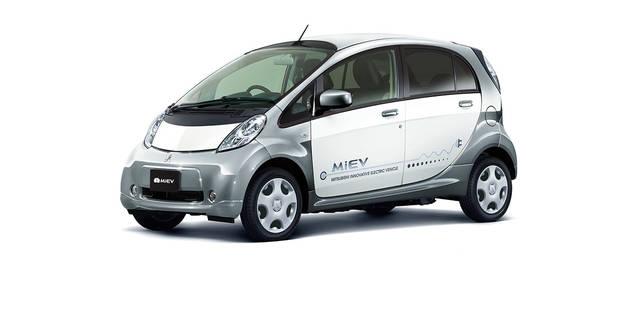 エクステリア | i-MiEV | コンパクトカー | カーラインアップ | MITSUBISHI MOTORS JAPAN (39113)