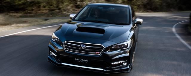 2.0Lエンジン搭載モデル : ドライビング・燃費 | レヴォーグ STI Sport | SUBARU (39851)
