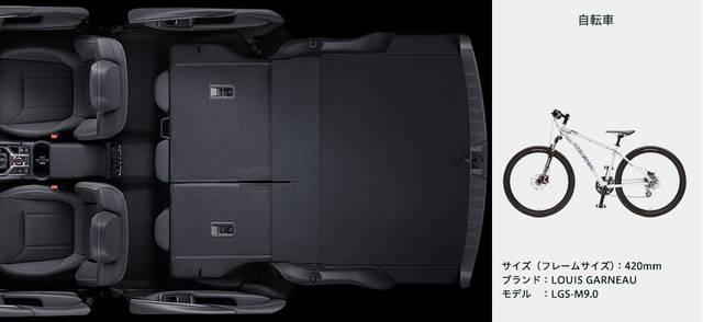 パッケージング&カーゴルーム : ユーティリティ | 新型フォレスター | SUBARU (39937)