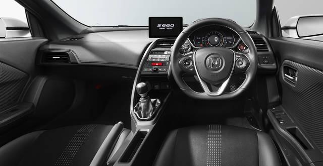 デザイン・カラー|インテリア|S660|Honda (40058)