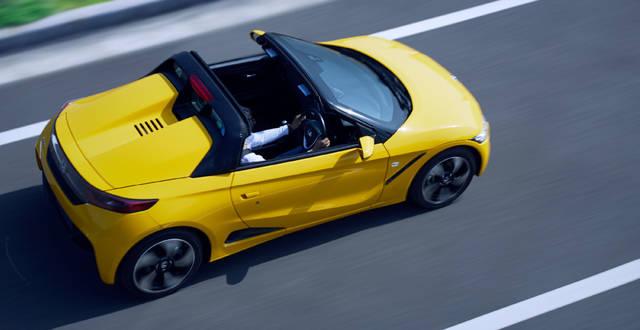 デザイン・カラー|スタイリング|S660|Honda (40089)