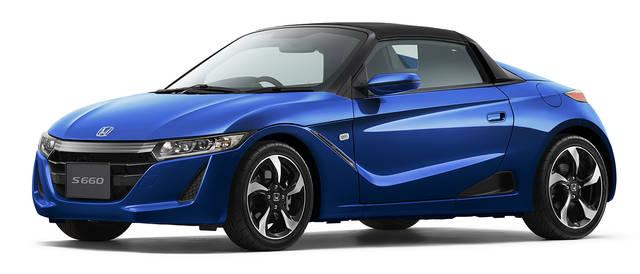 デザイン・カラー|スタイリング|S660|Honda (40094)