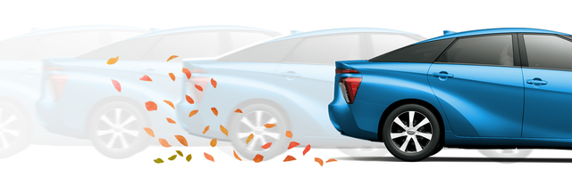 トヨタ MIRAI | トヨタ自動車WEBサイト (40627)