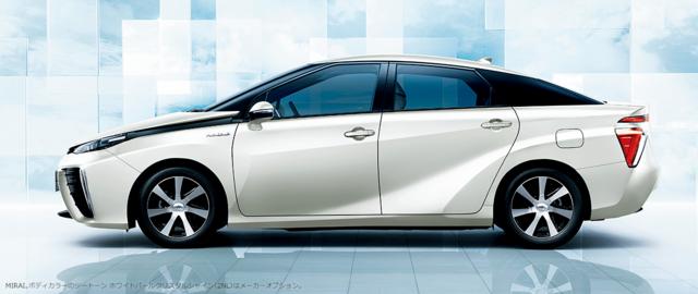 トヨタ MIRAI | スタイル・カラー | トヨタ自動車WEBサイト (40636)