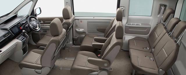 室内空間|インテリア|ステップ ワゴン|Honda (40719)