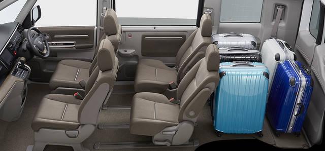 荷室・収納|インテリア|ステップ ワゴン|Honda (40721)