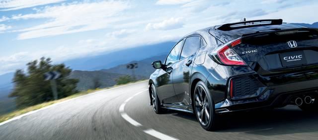 走行性能|性能・安全|シビック ハッチバック|Honda (40848)