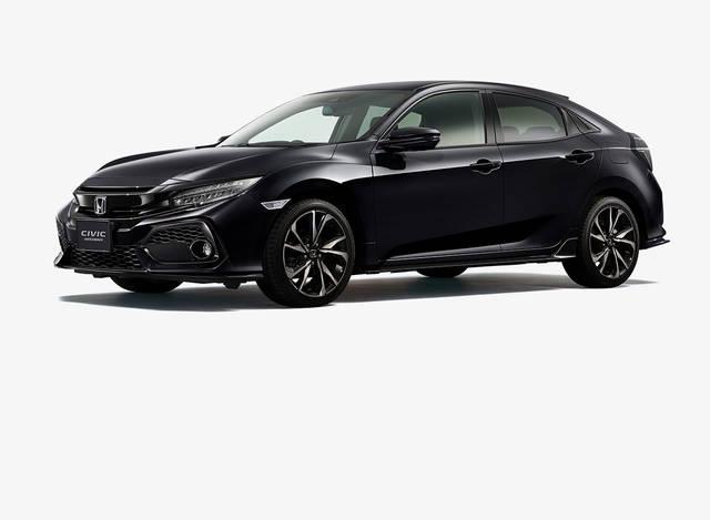 シビック ハッチバック|Honda (40852)