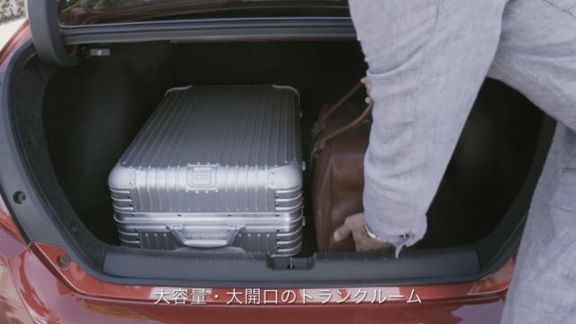 荷室・収納|インテリア|シビック セダン|Honda (40868)