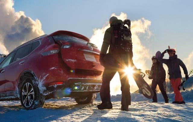日産:エクストレイル [ X-TRAIL ] スポーツ&スペシャリティ/SUV | 機能・快適性 (41420)