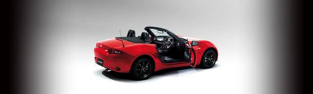 【MAZDA】ロードスター 手動運転装置付車のポイント|福祉車両 (41686)