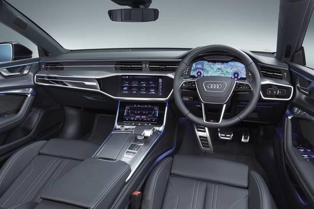 新型Audi A7 Sportbackを発売 -先進のプレミアム4ドアクーペを7年ぶりにフルモデルチェンジ- | Audi Japan Press Center - アウディ (41757)