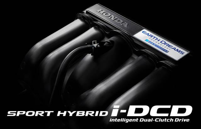 ハイブリッド車 スポーツエンジン