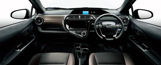 TOYOTA、アクアの特別仕様車を発売 | TOYOTA | トヨタグローバルニュースルーム (41910)