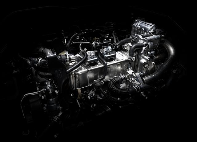 トヨタ ハイエース バン | 燃費・走行性能 | エンジン | トヨタ自動車WEBサイト (41937)