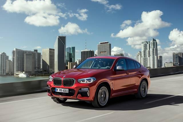新型BMW X4を発表 (42062)
