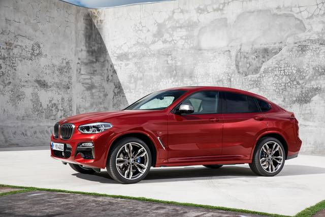 新型BMW X4を発表 (42063)