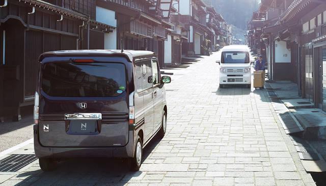 走行性能|安全・性能|N-VAN|Honda (42136)