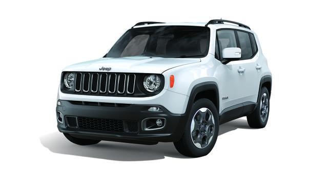 限定車「Jeep® Renegade Safety Edition」を発売 | FCAジャパン株式会社 (42231)