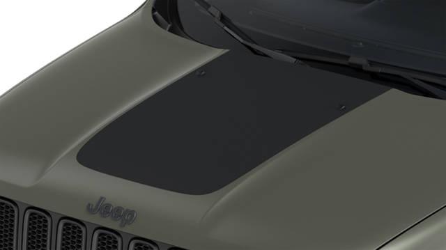 限定車「Jeep® Renegade Matte Green」を発売 | FCAジャパン株式会社 (42235)