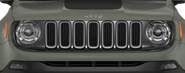 限定車「Jeep® Renegade Matte Green」を発売 | FCAジャパン株式会社 (42237)