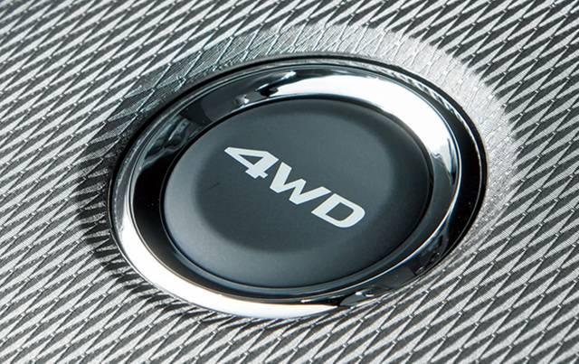 ドライブモードレセクター(プッシュボタン)