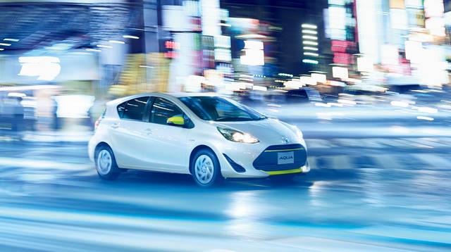 トヨタ アクア | 外観 | トヨタ自動車WEBサイト (42590)