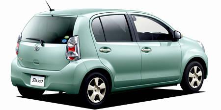 パッソ(トヨタ)のモデル・グレード別カタログ情報|中古車の情報なら【グーネット】 (42734)