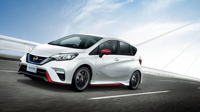 日産:ノート [ NOTE ] 電気自動車 (e-POWER) | NISMO (43006)