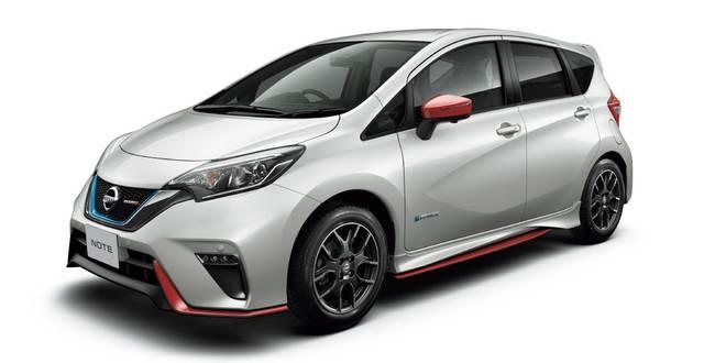 日産:ノート [ NOTE ] 電気自動車 (e-POWER) | NISMO (43013)
