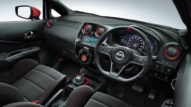 日産:ノート [ NOTE ] 電気自動車 (e-POWER) | NISMO (43018)