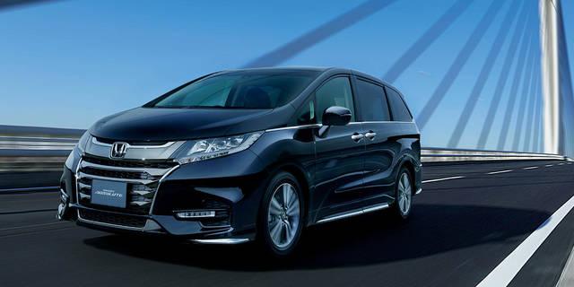 走行性能|安全・性能|オデッセイ|Honda (43277)
